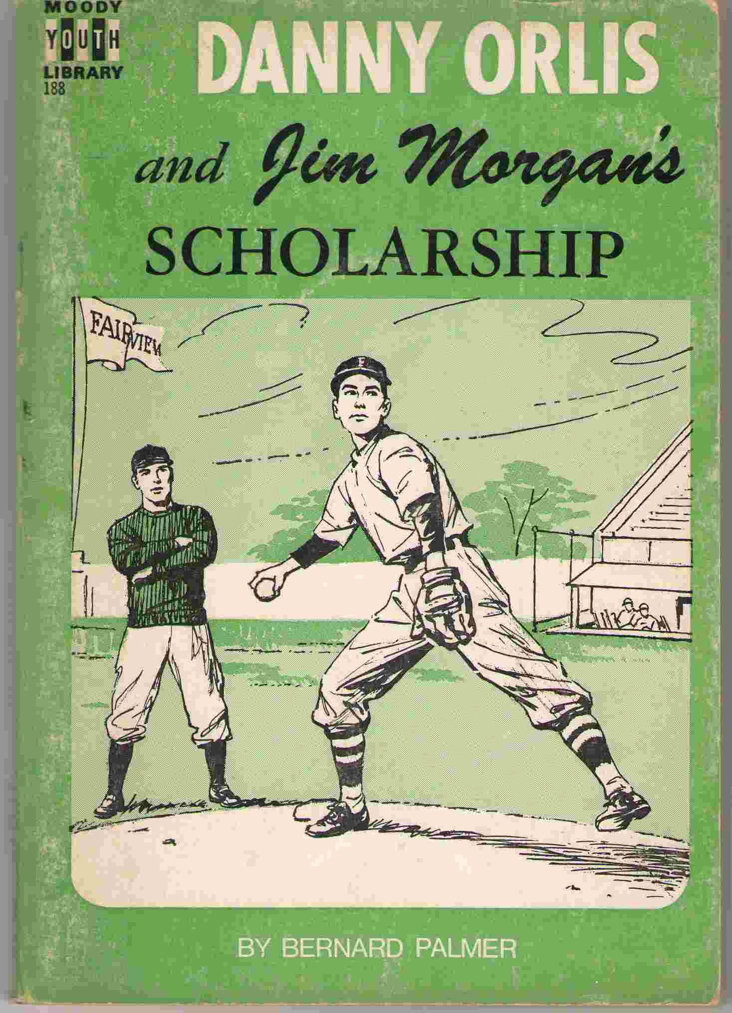 Image for Danny Orlis And Jim Morgan's Scholarship