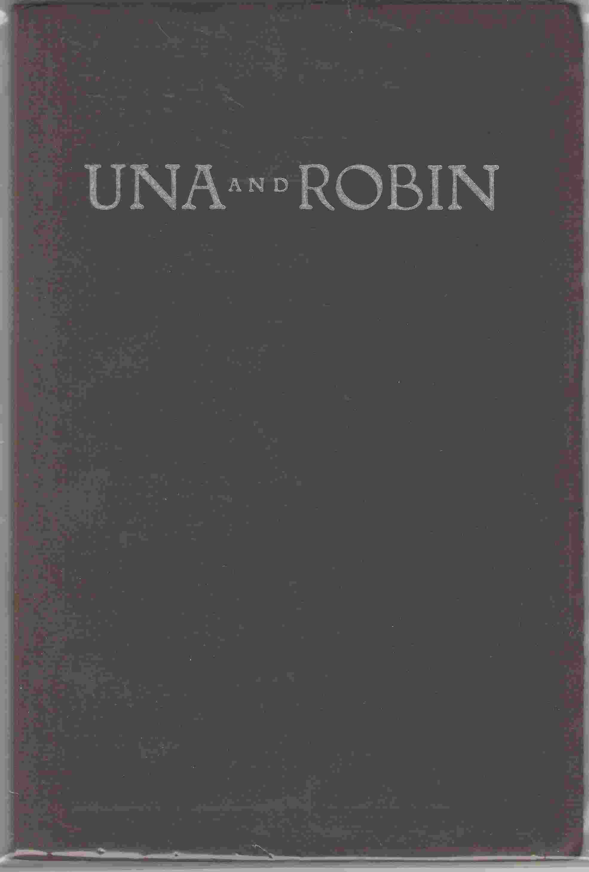 Image for Una and Robin