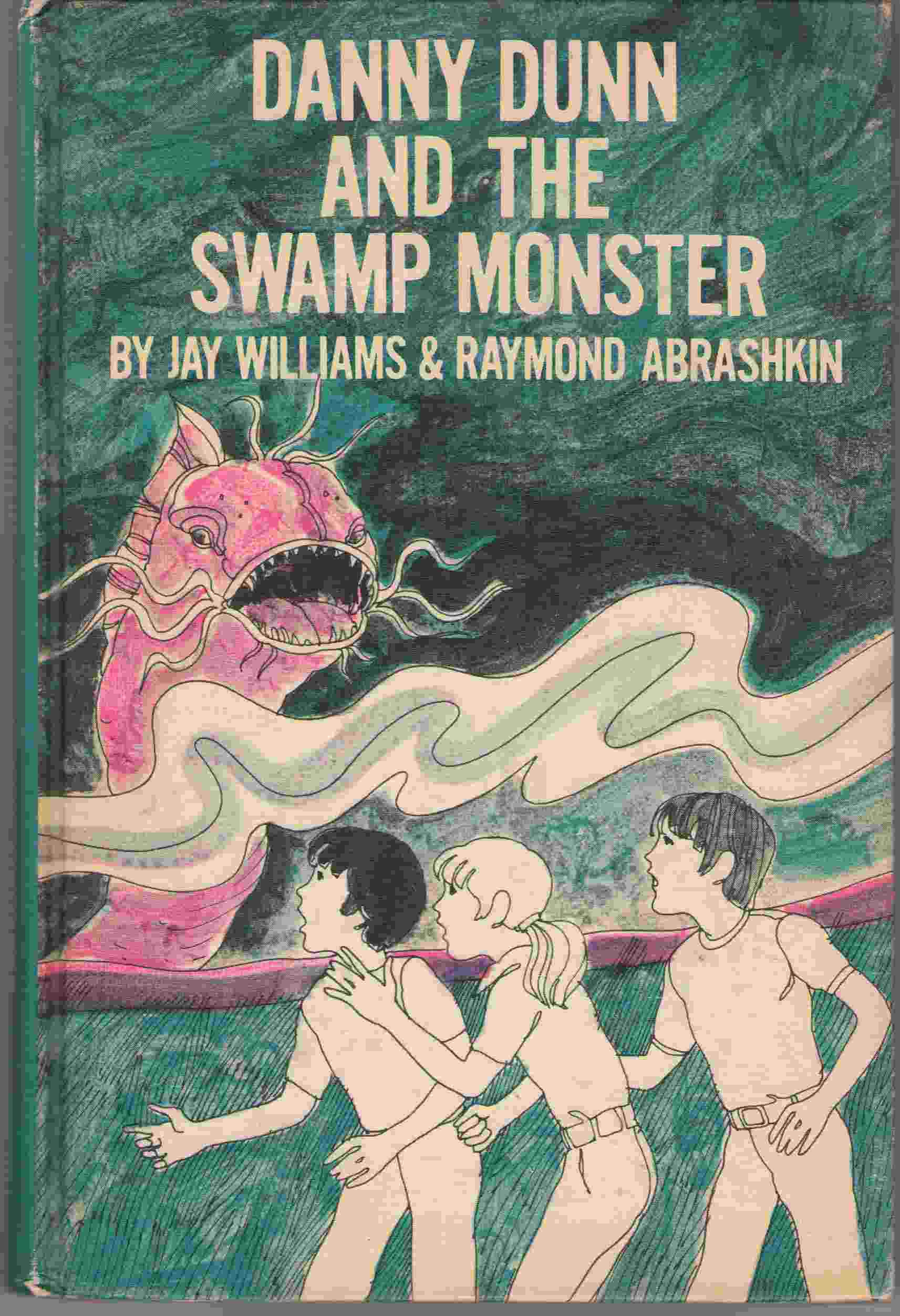 Image for Danny Dunn And The Swamp Monster