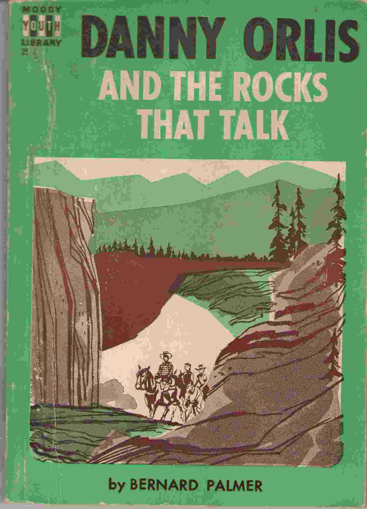 Image for Danny Orlis And The Rocks That Talk