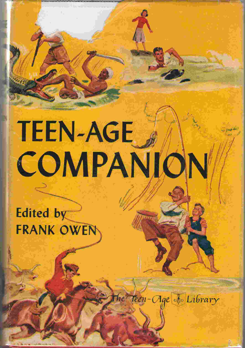 Image for Teen-age Companion