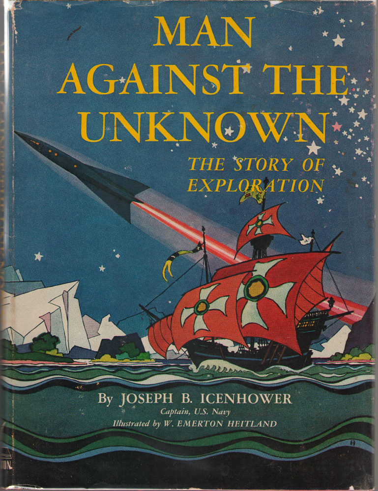 Image for Man Against the Unknown  The Story of Exploration