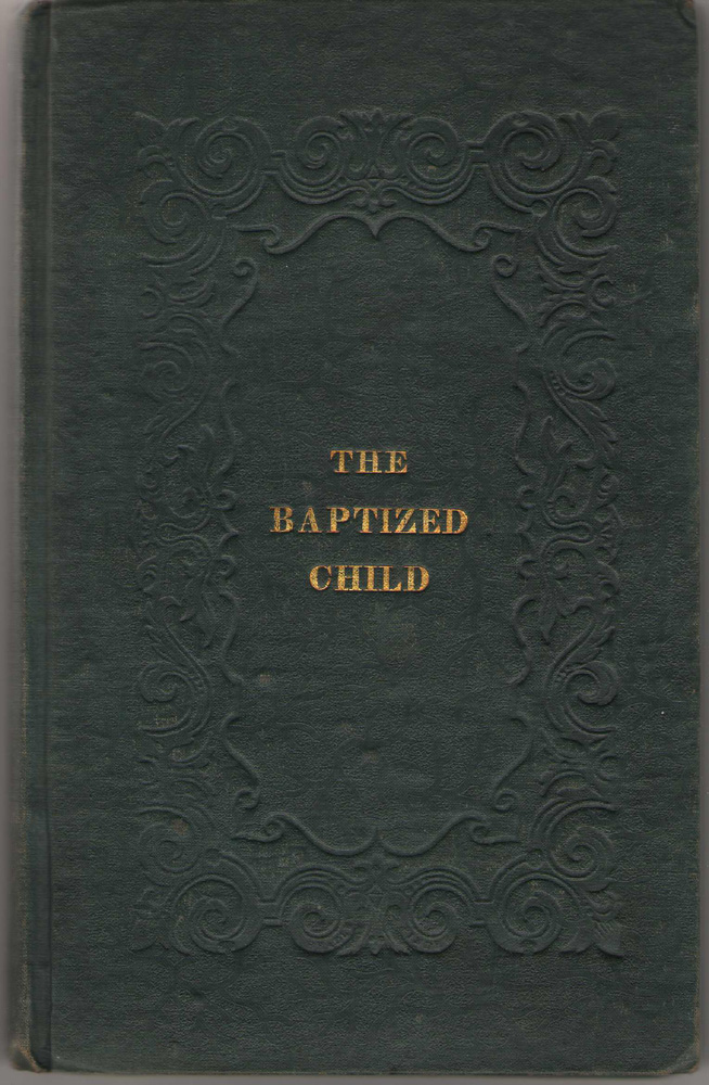 Image for The Baptized Child