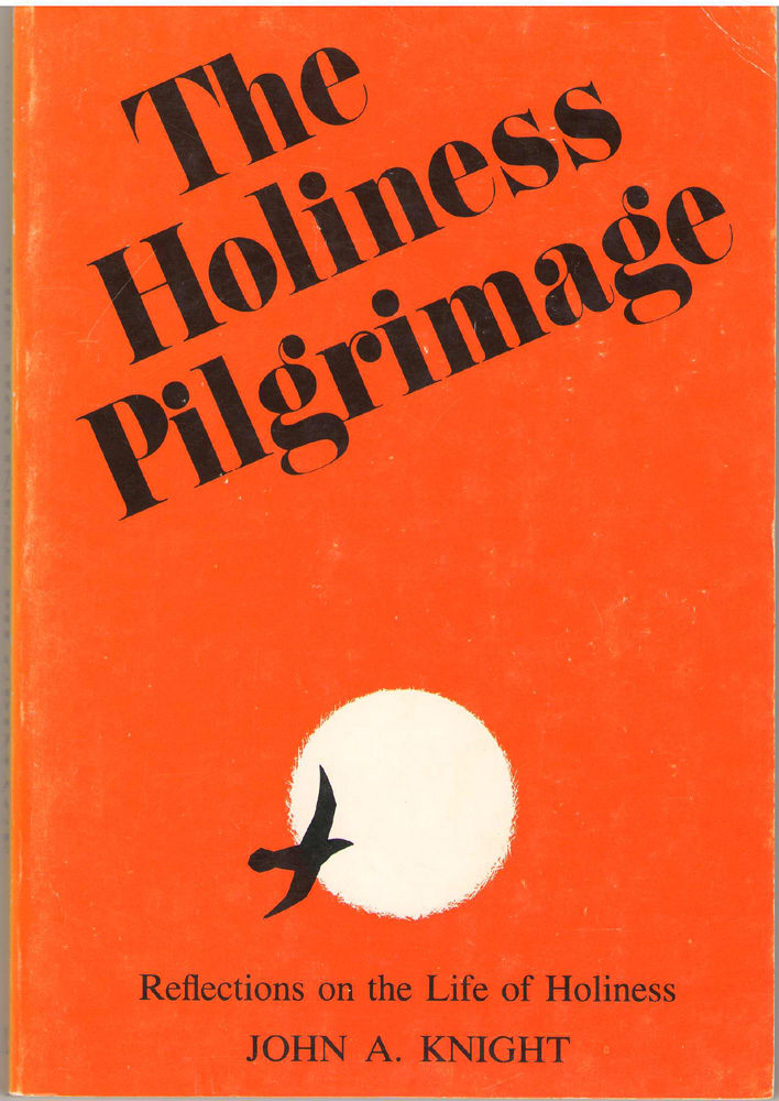 Image for The Holiness Pilgrimage  Reflections on the Life of Holiness