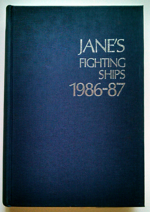 Image for Janes Fighting Ships, 1986-87