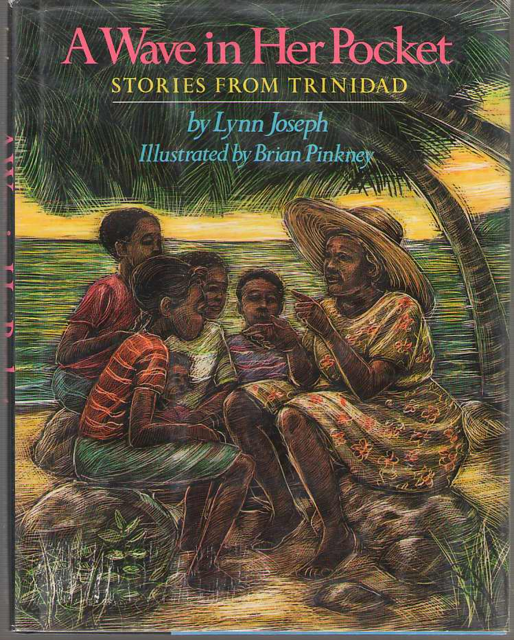 Image for A Wave in Her Pocket  Stories from Trinidad