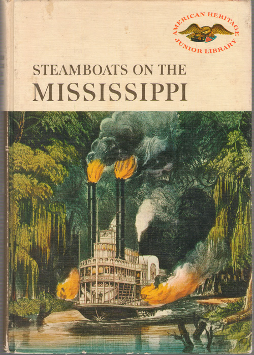 Image for Steamboats On The Mississippi