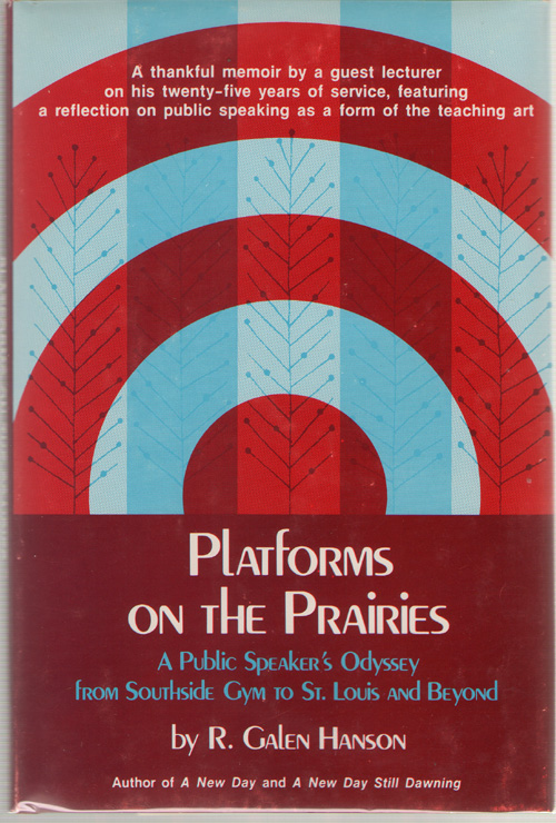 Image for Platforms on the Prairies  A Public Speakers Odyssey from Southside Gym to st Louis and Beyond
