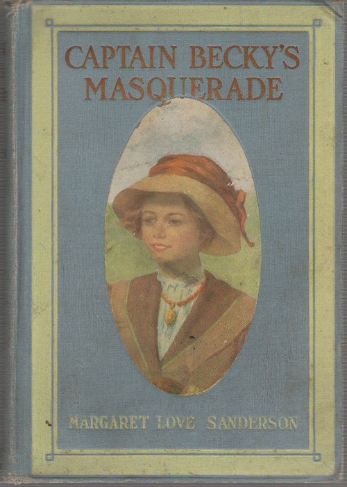 Image for Captain Becky's Masquerade