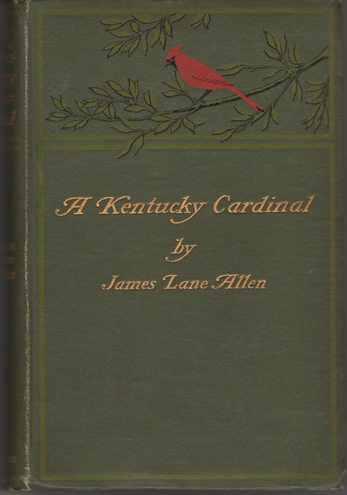 Image for A Kentucky Cardinal