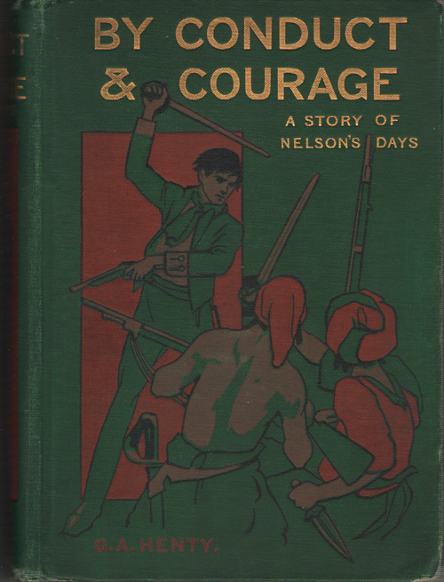 Image for By Conduct and Courage A Story of Nelson's Days