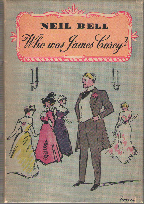 Image for Who Was James Carey