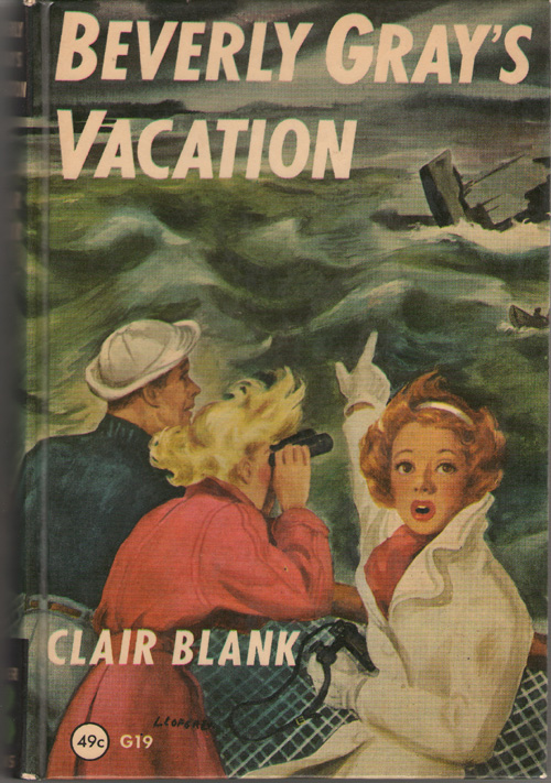 Image for Beverly Gray's Vacation