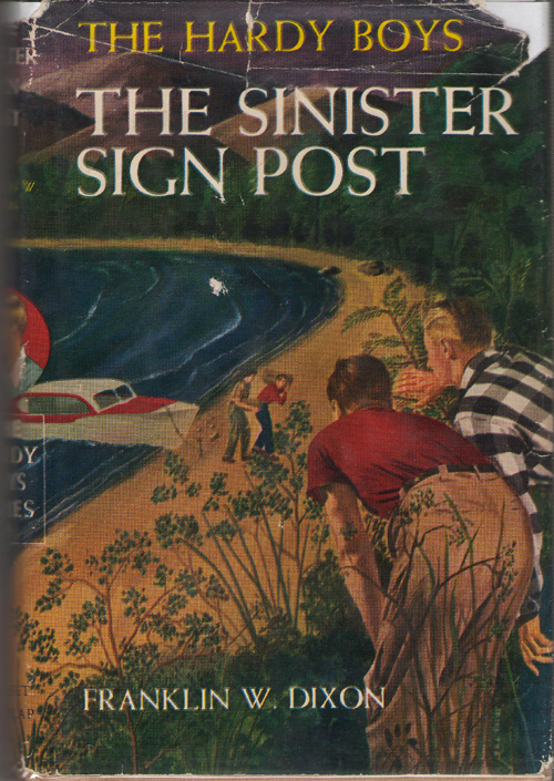 Image for The Sinister Sign Post