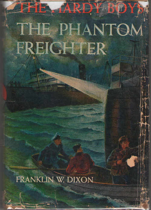 Image for The Phantom Freighter