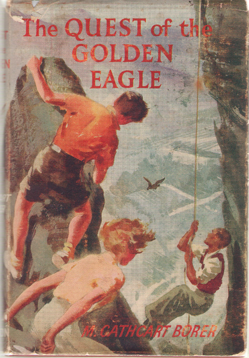 Image for The Quest of the Golden Eagle
