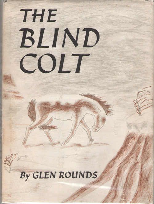 Image for The Blind Colt