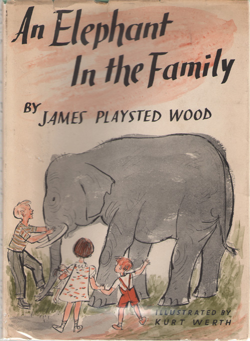 Image for An Elephant in the Family