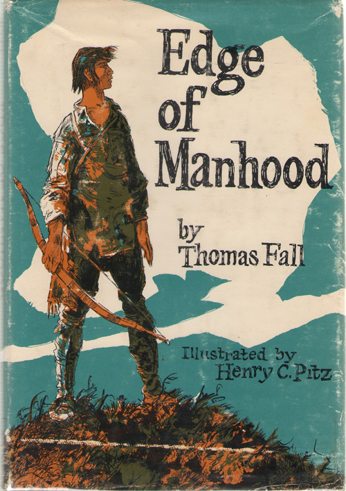 Image for Edge Of Manhood