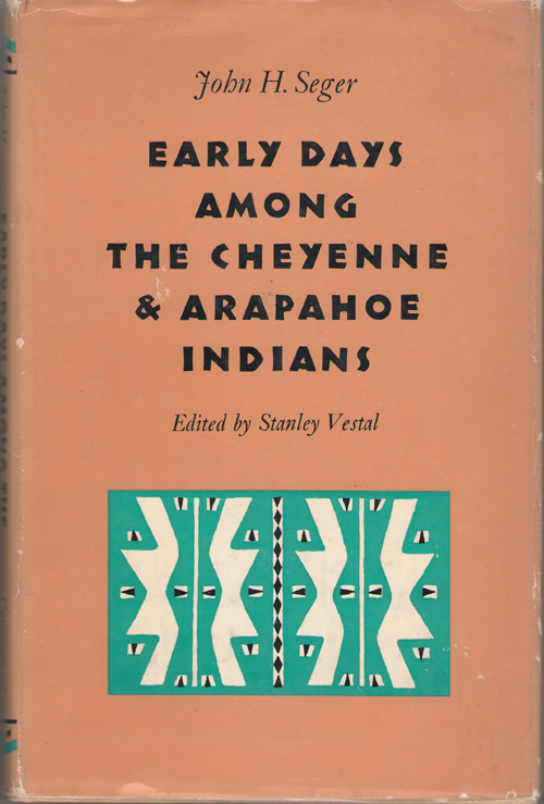 Image for Early Days Among The Cheyene And Arapahoe Indians