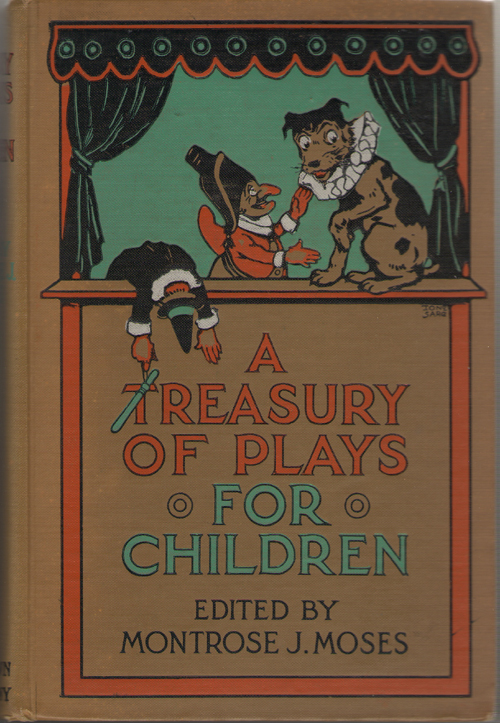 Image for A Treasury Of Plays For Children