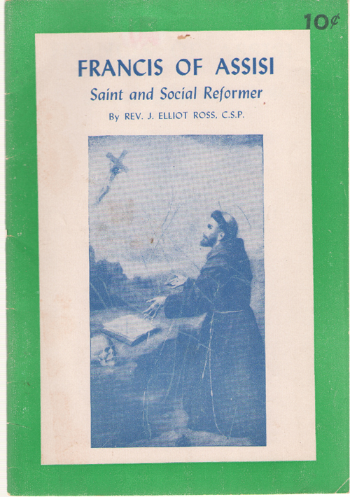 Image for Francis of Assisi Saint and Social Reformer