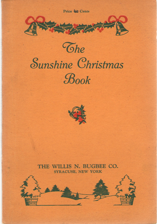 Image for The Sunshine Christmas Book
