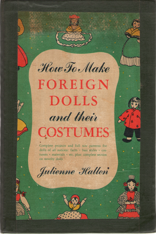 Image for How to Make Foreign Dolls and Their Costumes