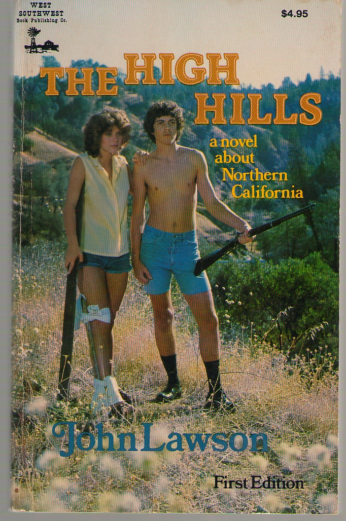 Image for High Hills A Novel about Northern California