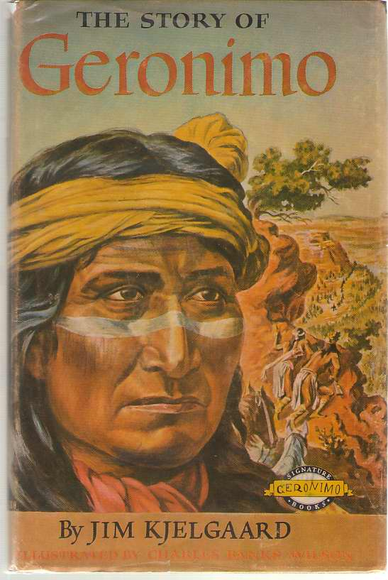 Image for The Story Of Geronimo