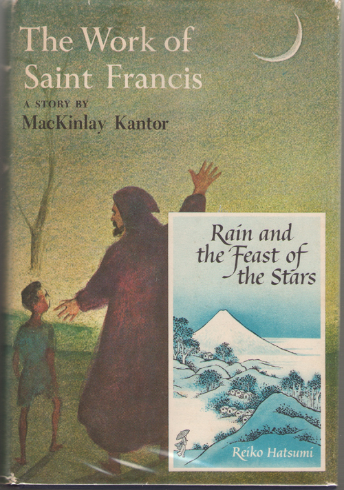 Image for The Work of Saint Francis /  Rain and Feast of the Stars