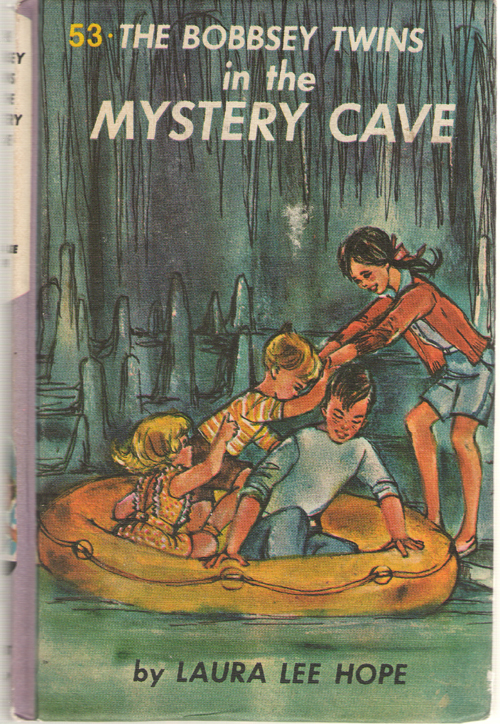Image for The Bobbsey Twins In The Mystery Cave