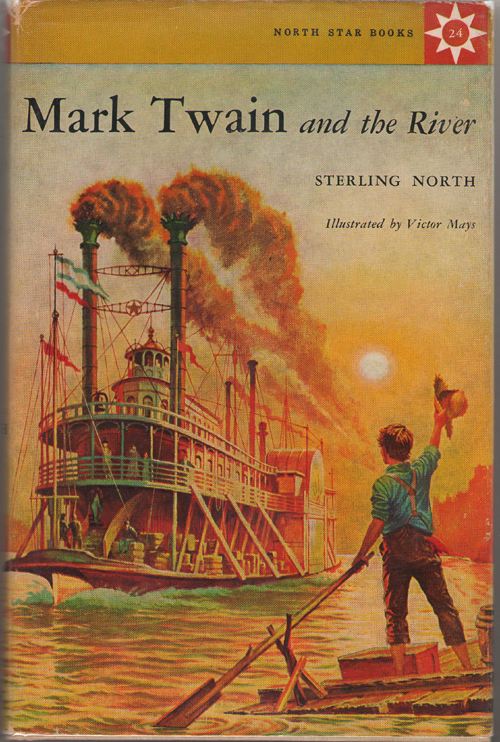Image for Mark Twain And The River