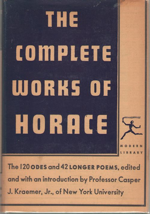 Image for The Complete Works Of Horace