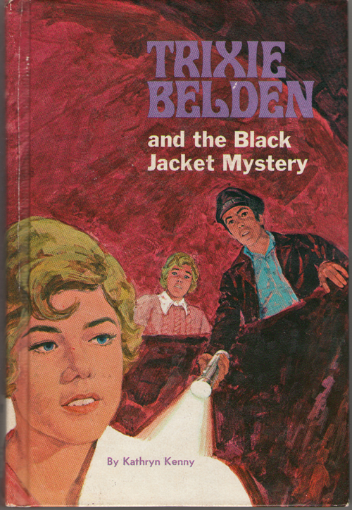 Image for Trixie Belden And The Black Jacket Mystery