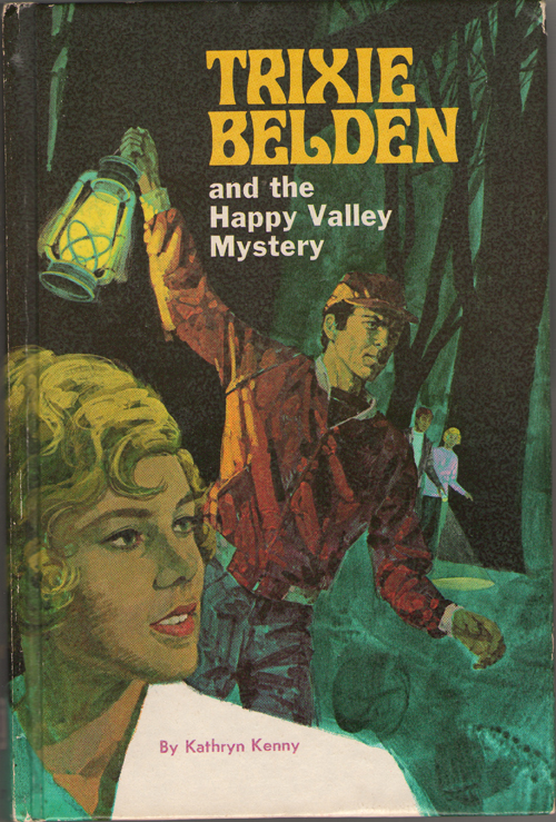 Image for Trixie Belden And The Happy Valley Mystery