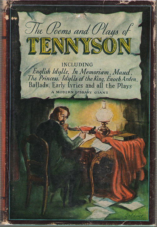 Image for The Poems And Plays Of Alfred Lord Tennyson