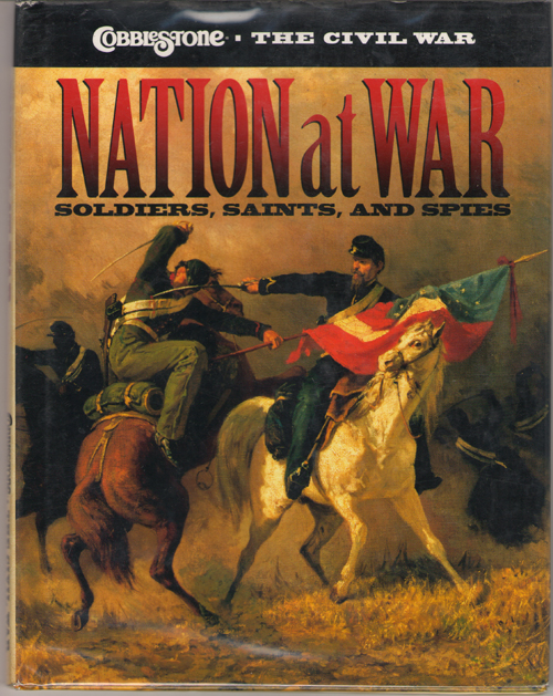 Image for Nation at War  Soldiers, Saints, and Spies