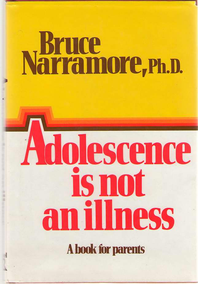 Image for Adolescence Is Not An Illness