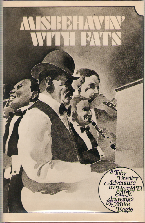 Image for Misbehavin' with Fats  A Toby Bradley Adventure