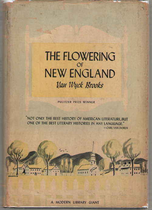 Image for Flowering of New England