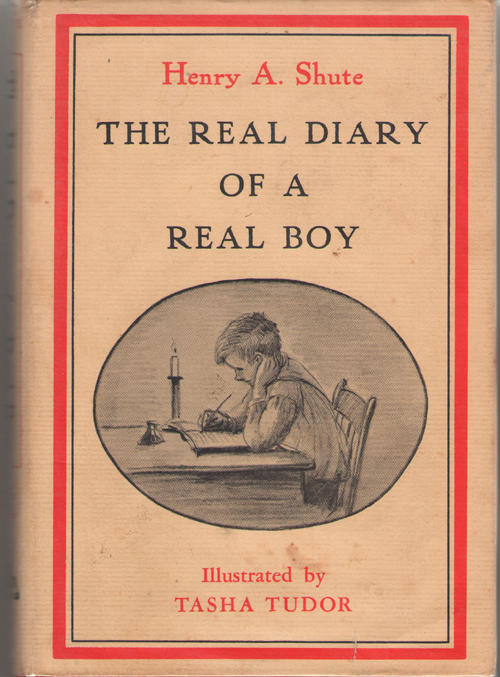 Image for The Diary of a Real Boy