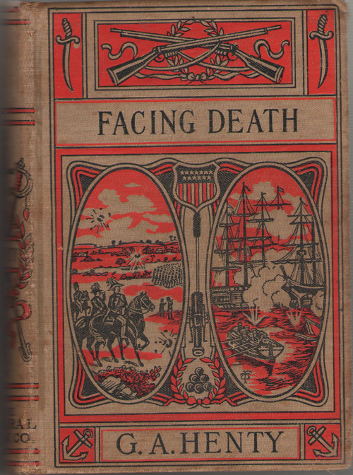Image for Facing Death, Or The Hero Of The Vaughan Pit A Tale of the Coal Mines