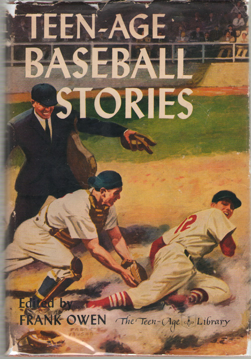 Image for Teen-age Baseball Stories