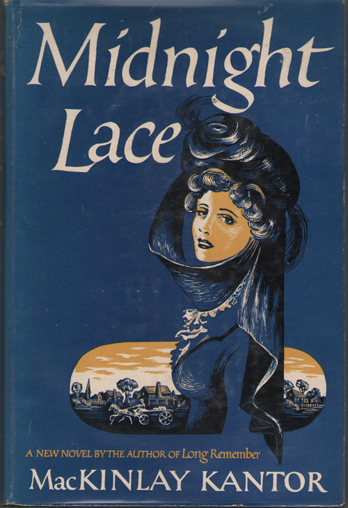 Image for Midnight Lace  A novel