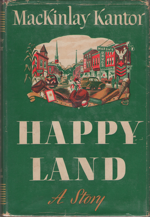 Image for Happy Land  A Story