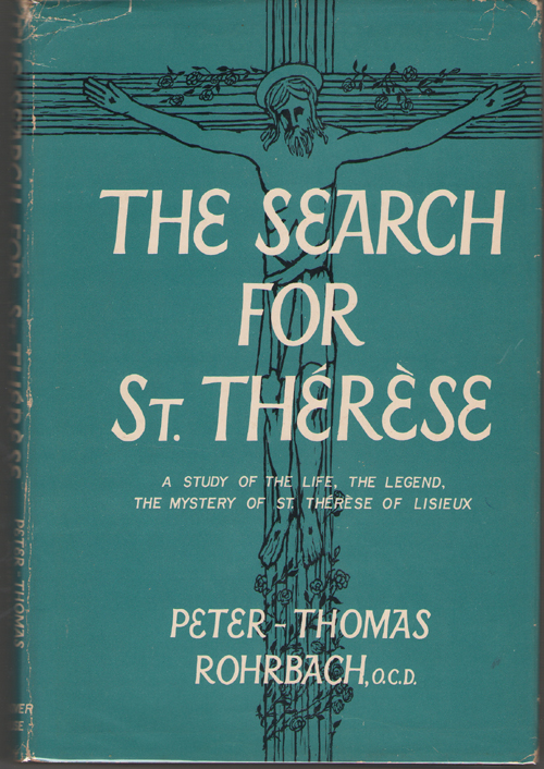 Image for The Search for St. Therese