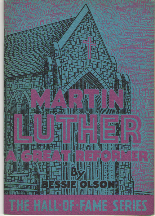 Image for Martin Luther  A Great Reformer