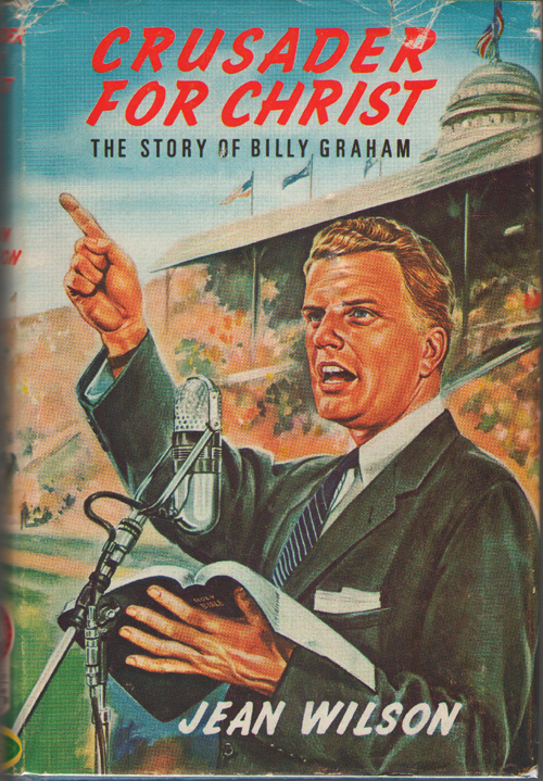 Image for Crusader For Christ  The Story of Billy Graham