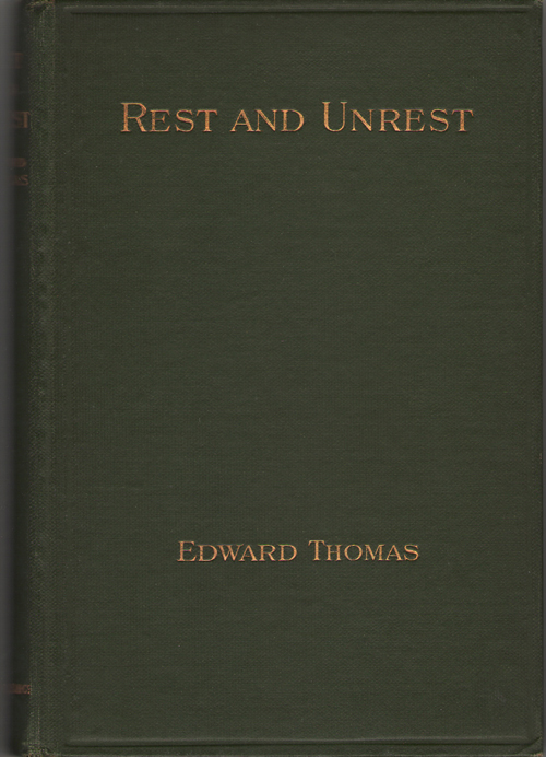 Image for Rest And Unrest